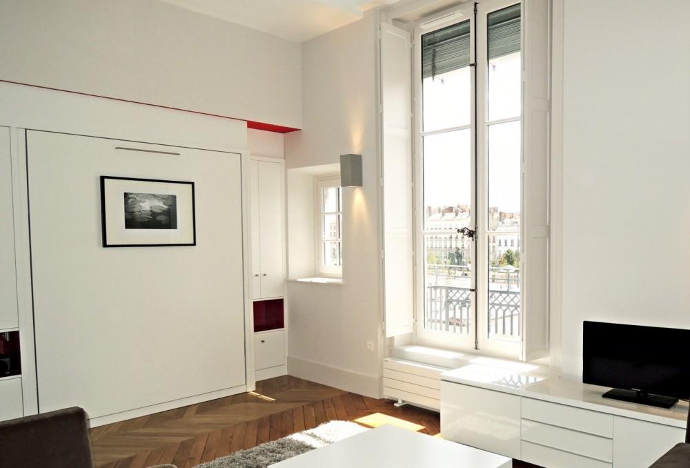 Appartement Lyon centre – Place Bellecour