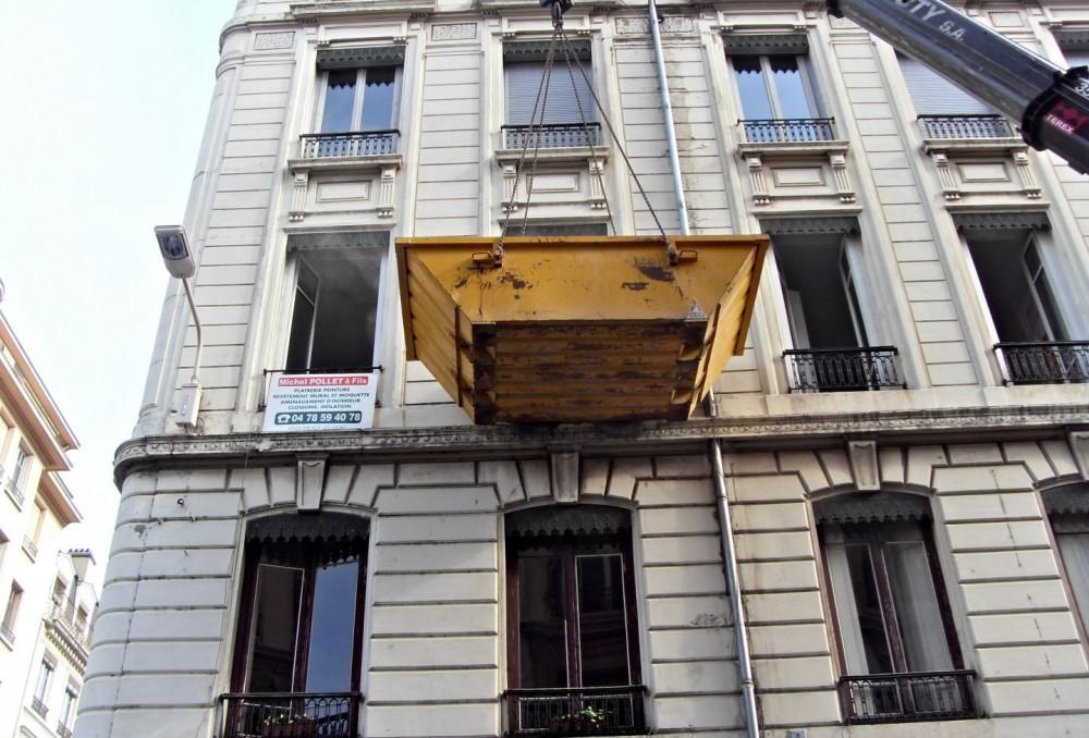 Appartement Lyon – Rue de Sèze