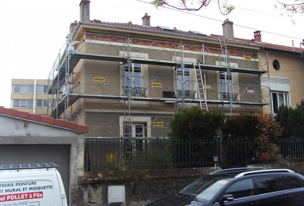 Maison Villeurbanne